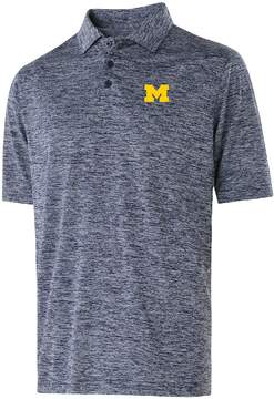 NCAA Men's Michigan Wolverines Electrify Performance Polo