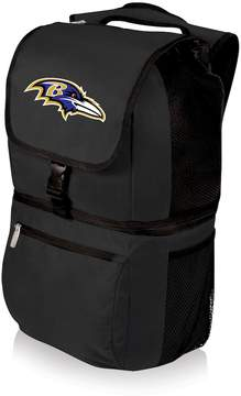 Picnic Time Baltimore Ravens Zuma Backpack Cooler