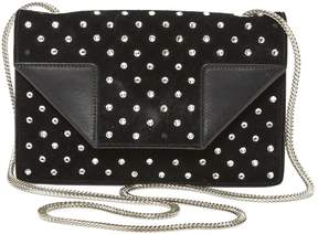 Saint Laurent Betty crossbody bag - BLACK - STYLE