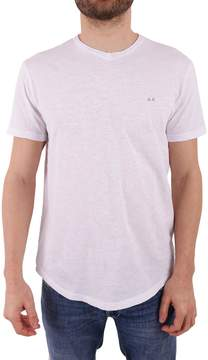 Sun 68 Cotton T-shirt