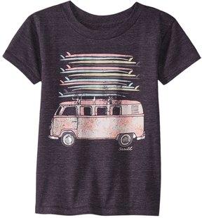 O'Neill Girls' Surf Trip Tee Shirt (Toddler, Little Kid) 8168244