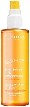 Clarins Sunscreen Care Oil Spray Broad Spectrum SPF 30