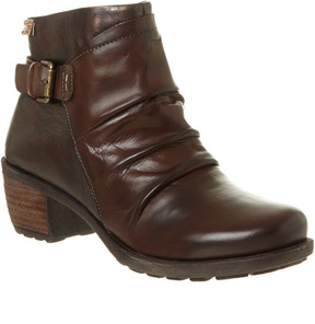 PIKOLINOS Le Mans Leather Ankle Boot