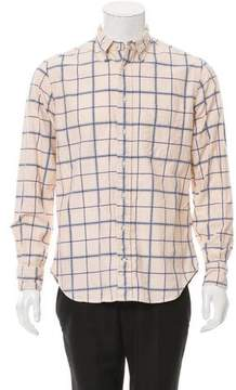 Gitman Brothers Plaid Woven Shirt