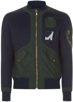 Kolor Flight Bomber Jacket