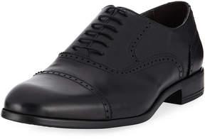 Bruno Magli Catello Leather Brogue Oxford, Black