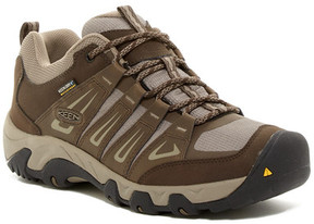 Keen Oakridge Waterproof Hiking Sneaker - Wide Width