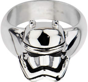 Star Wars FINE JEWELRY Stainless Steel Episode VII Stormtrooper 3D Ring