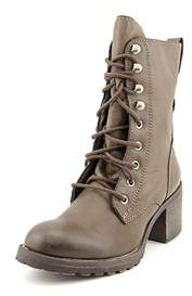 American Rag Womens Zack Leather Almond Toe Mid-calf Fashion Boots.