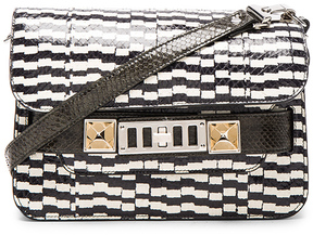 Proenza Schouler Mini PS11 Printed Ayers & Elaphe