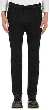 Sacai Men's Slim Denim Trousers