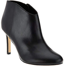 Sole Society As Is Leather or Suede Ankle Boots - Daphne