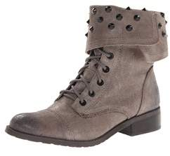 Fergie Womens Mercury Leather Open Toe Ankle Fashion Boots.