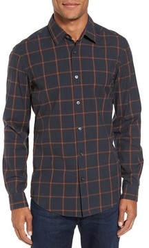 BOSS Men's Lukas Check Sport Shirt