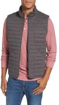 Nordstrom Men's Quilted Twill Vest