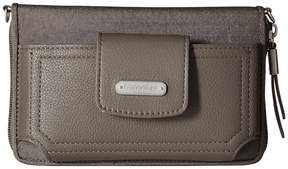 Baggallini New Classic RFID Phone Wallet Crossbody