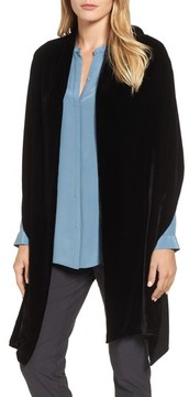Eileen Fisher Women's Velvet Wrap