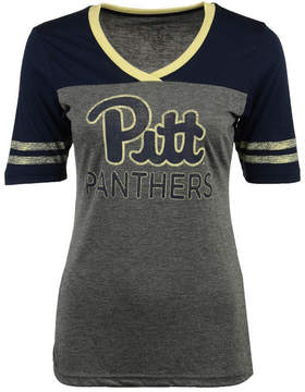 Colosseum Women's Pittsburgh Panthers McTwist T-Shirt