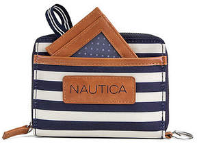 Nautica Shore Thing Indexer with Pull-Out Credit Card
