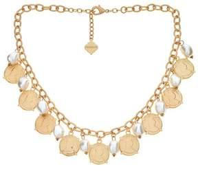 Fornash Calypso Necklace Coin Pearl