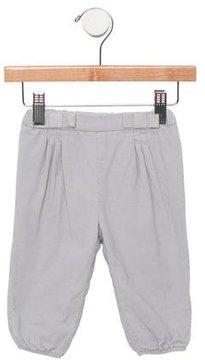 Jacadi Girls' Bow-Embellished Corduroy Pants