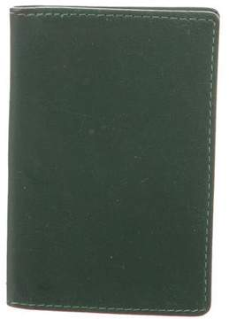 Barneys New York Barney's New York Leather Card Holder
