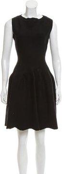 Alaia Wool-Blend Mini Dress w/ Tags