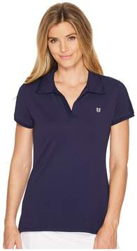 Eleven Paris by Venus Williams Pique Collection Mentor Polo Women's Short Sleeve Pullover