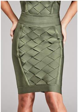 GUESS Woven Pencil Skirt