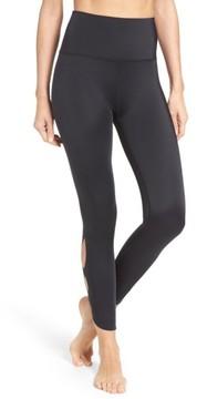 Beyond Yoga Women's Compression Lux High Waist Half Moon Crop Leggings