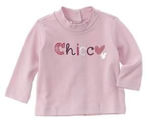 Chicco Girls' Purple Top.