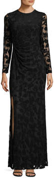 Shoshanna Women's Embroidered Lace Gown