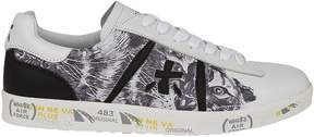Premiata Andy Tiger Print Sneakers