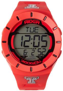 Rockwell Kohl's Texas Tech Red Raiders Coliseum Chronograph Watch - Men