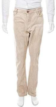 Ralph Lauren Black Label Slim Embellished Jeans