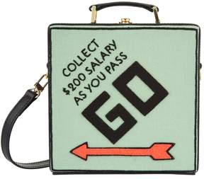 Olympia Le-Tan Olympia Le Tan Collect Salary Top Handle Bag