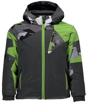 Spyder Toddler Boy's Mini Leader Insulated Jacket