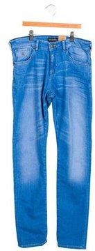 Scotch Shrunk Boys' Mid-Rise Straight-Leg Jeans w/ Tags