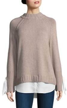 Brochu Walker Remi Layered Pullover