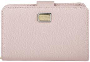 Dolce & Gabbana Zip Wallet - ROSA - STYLE