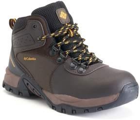 Columbia Newton Ridge Boys' Waterproof Hiking Boots