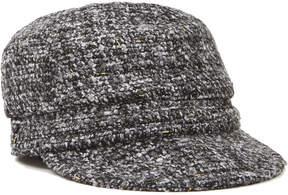 Nine West Tweed Newsboy Cap