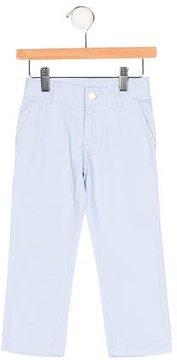 Jacadi Boys' Flat Front Chino Pants