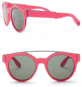 Givenchy Round 50mm Sunglasses