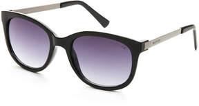 Tommy Hilfiger Black Olivia Wayfarer Sunglasses
