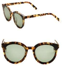 Gentle Monster Black Peter 55MM Cat Eye Sunglasses
