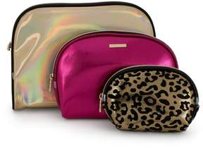Juicy Couture Dome Cosmetic Bag Trio