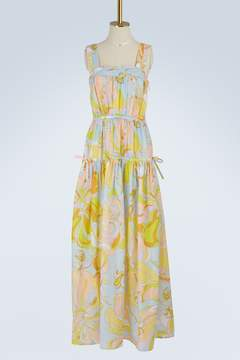 Emilio Pucci Aruba printed silk dress