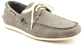 Steve Madden Men Game On Men US 7.5 Gray Boat Shoe