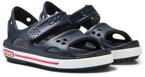 Crocs Navy/White Crocband II Sandals